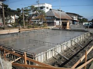 基礎コンクリート