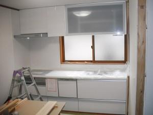 G様邸 kitchen